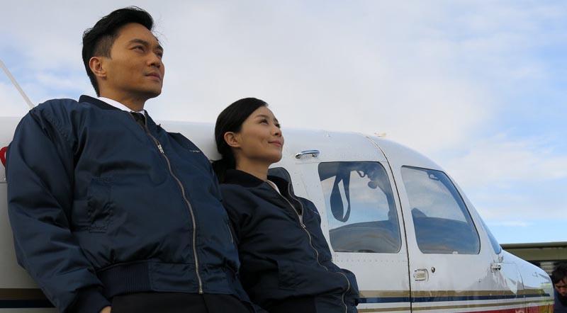 Hình ảnh trong phim Bao la vùng trời II