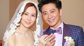 Tôn Diệu Uy và Trần Mỹ Thi tổ chức lễ cưới sau 7 năm hò hẹn