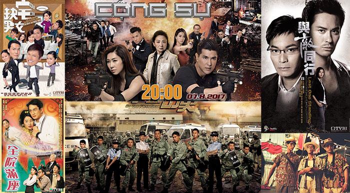 Những bộ phim dự kiến lên sóng SCTV9 trong tháng 8/2017