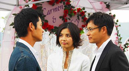 Trịnh Gia Dĩnh bị tù oan trong phim Tìm lại một nửa