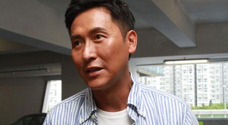 Những cảnh quay của Mã Đức Chung sau khi trở về TVB trong phim Nhảy vượt sinh mệnh tuyến
