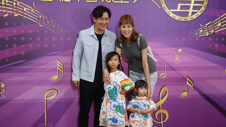 Trần Hạo Dân trở về TVB, tiết lộ sẽ đưa vợ con đến Việt Nam du lịch
