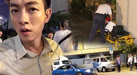 """Lương Liệt Duy bị chấn thương nhập viện khi đóng """"Phi hổ cực chiến"""""""