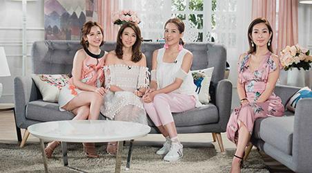 """[Hình ảnh] Các diễn viên TVB tham gia chương trình """"Hội tỷ muội"""" mùa 3"""