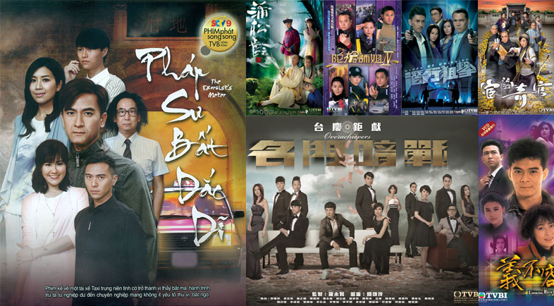Những bộ phim TVB dự kiến lên sóng SCTV9 trong tháng 10