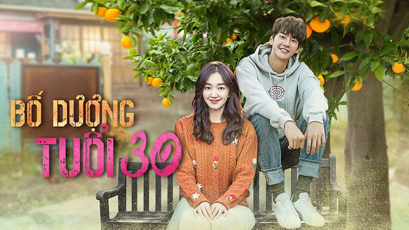 Phim Hàn Quốc Bố dượng tuổi 30 – Câu chuyện tình yêu tay ba đầy thú vị