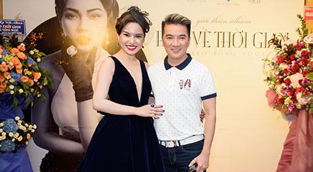 """Giang Hồng Ngọc chi cả tỷ đồng cho album """"Bay về thời gian"""""""
