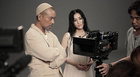 """Tạ An Kỳ trở lại làng giải trí với bộ phim """"Phong lâm hỏa sơn"""""""