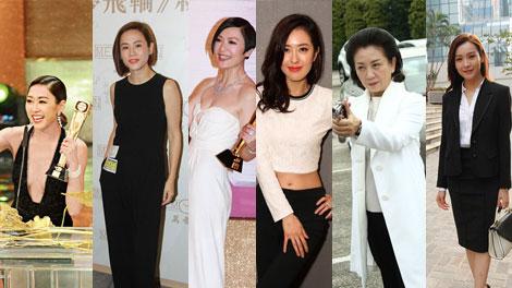 """Các diễn viên có khả năng lọt vào danh sách đề cử giải """"Nữ diễn viên xuất sắc nhất"""" của TVB năm nay"""