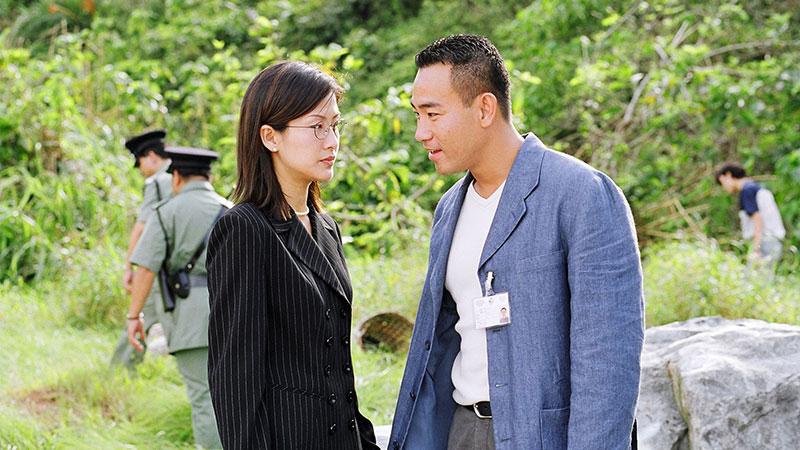 Truy tìm bằng chứng – Một trong những bộ phim kinh điển của TVB về đề tài pháp chứng