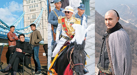 Những bộ phim TVB dự kiến sẽ phát sóng năm 2018 (phần 1)