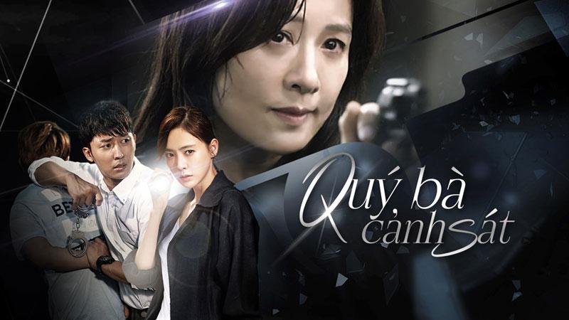 Dàn diễn viên series Reply hội tụ trong bộ phim Quý bà cảnh sát