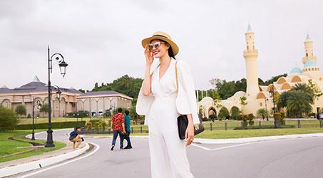 Hành trình tham quan, khám phá đất nước Brunei xinh đẹp
