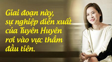 """Chân dung cuộc đời: Tuyên Huyên – Phần 3: """"Tôi không phải người aggressive"""""""