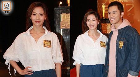 Mặc tin đồn tình cảm, Chu Thần Lệ và Hà Quảng Bái vẫn công khai ủng hộ đối phương