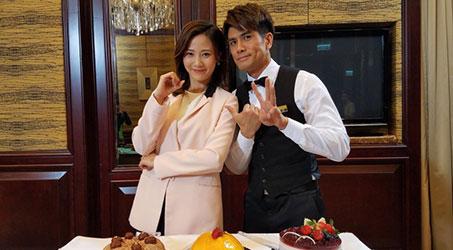 [Hình ảnh] Đoàn làm phim Huynh đệ tổ chức mừng sinh nhật Chu Thần Lệ