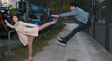 Chu Thần Lệ nhờ diễn viên thế thân, Ngũ Doãn Long đánh đến trật khớp