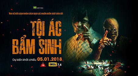 Tội ác bẩm sinh – bộ phim của điện ảnh Ấn Độ với cảnh hành động được ghi hình tại Vịnh Hạ Long, Việt Nam