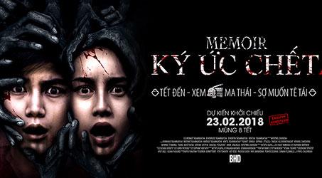 Ký ức chết – Phim Tết dành cho tín đồ phim kinh dị
