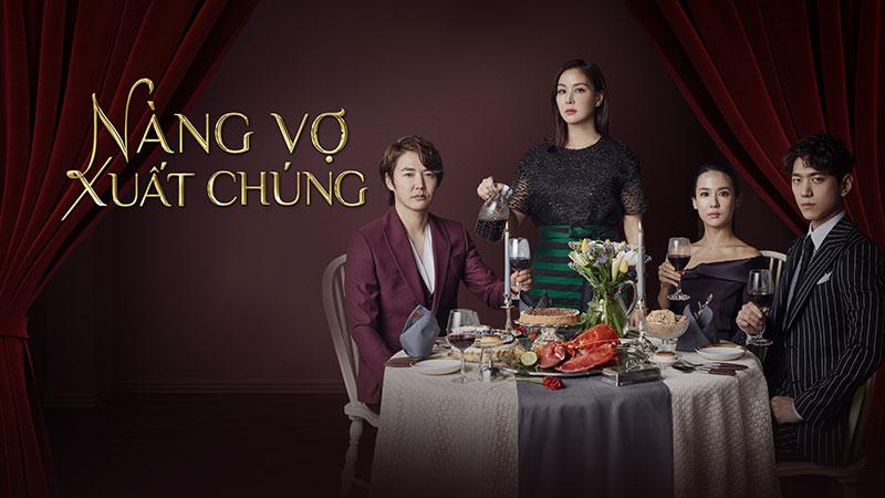 Bộ phim Nàng vợ xuất chúng – Phụ nữ giỏi giang, chấp nhận hy sinh cả thanh xuân vì chồng có là lựa chọn đúng?