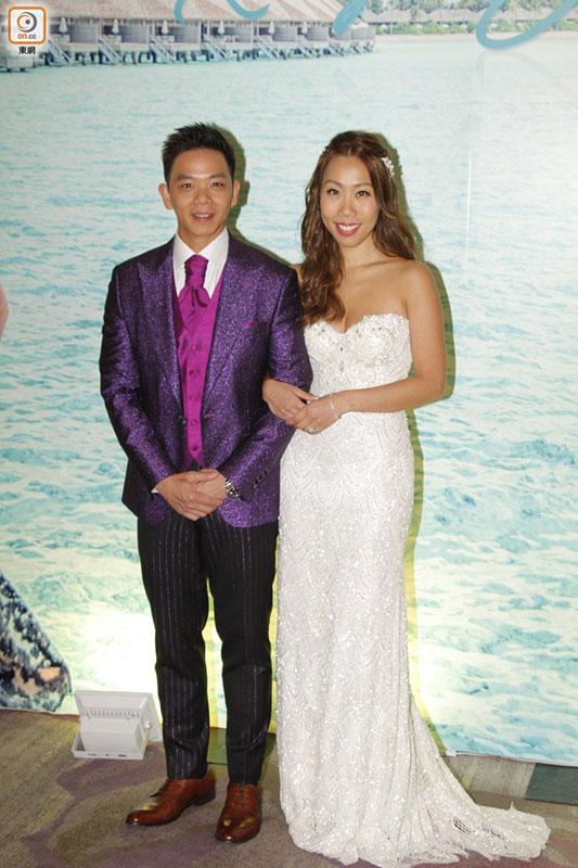 Dàn sao TVB chung vui trong đám cưới của Lâm Tử Thiện