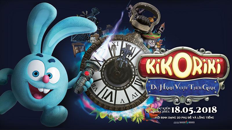 Chạy ngay đi, vượt thử thách, giải cứu bạn bè cùng phim hoạt hình Kikoriki: Du Hành Vượt Thời Gian