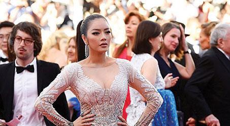 Lý Nhã Kỳ tất bật chuẩn bị trước thềm Cannes 2018