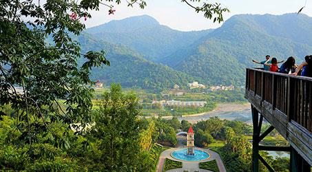 Khám phá du lịch nghỉ dưỡng phố núi Đài Loan