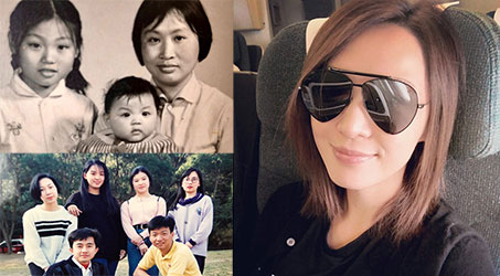 Trần Vỹ chia sẻ hình ảnh từ lúc sơ sinh đến khi vào nghề