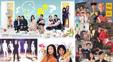 Những bộ phim TVB dự kiến phát sóng trên SCTV9 trong tháng 7/2018