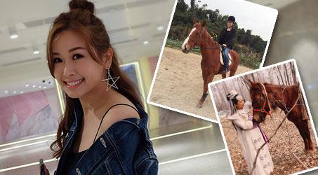 Triệu Hy Lạc – Thi Hoa hậu chỉ vì theo đuổi ước mơ