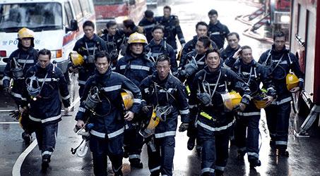 Anh hùng trong biển lửa – Phần 3 của series về đội cứu hỏa