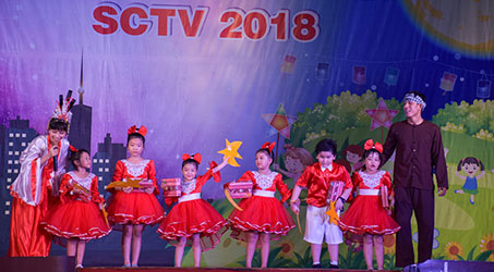 Đêm hội Trăng Rằm SCTV 2018