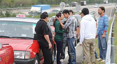 Bộ phim Tình taxi – Diễn xuất ăn ý của bộ đôi cha con màn ảnh – Trịnh Tắc Sỹ và Huỳnh Hạo Nhiên