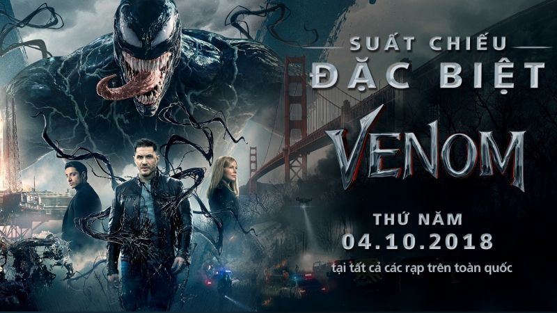 Những kẻ thù không đội trời chung của Venom
