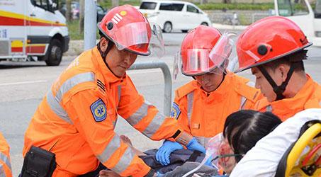 Hình ảnh trong phim Đội cứu hộ sinh tử (tiếp theo)