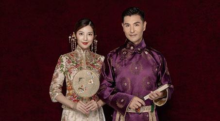 """Ảnh cưới theo phong cách """"dân quốc"""" của Trần Triển Bằng – Đơn Văn Nhu"""