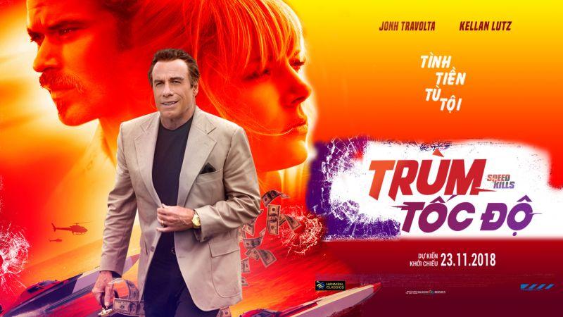 """Trùm tốc độ: Ngôi sao của """"Face Off""""' John Travolta hóa thân thành """"Kẻ hai mặt"""" bất đắc dĩ để sinh tồn"""