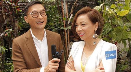 """Đặng Tụy Vân và Trần Cẩm Hồng lần đầu diễn cặp trong phim """"Hôn nội tình"""""""