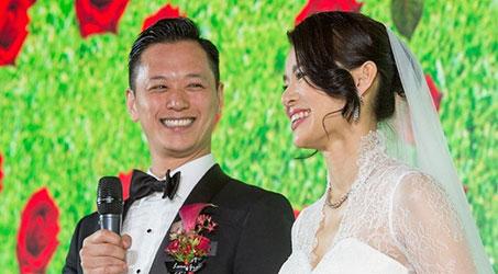 Vợ chồng Hồ Hạnh Nhi kỷ niệm 3 năm ngày cưới