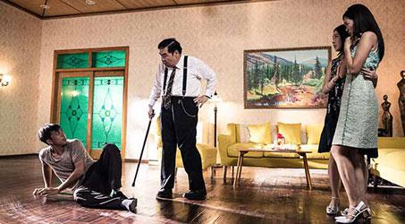 Tay bịp Hollywood – Trịnh Tắc Sỹ trở lại màn ảnh nhỏ TVB đầy ấn tượng