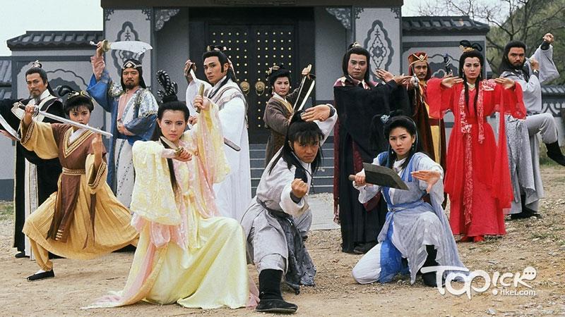 """TVB tri ân bộ phim """"Cái thế hào hiệp"""" 20 năm"""