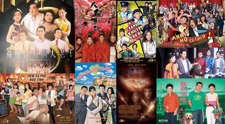 Những bộ phim TVB dự kiến phát sóng trên SCTV9 trong tháng 1/2019