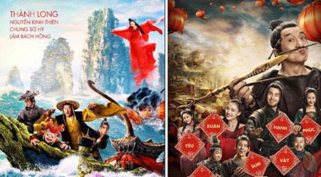 Thành Long tái xuất màn ảnh rộng với bộ phim Đại chiến âm dương