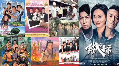 Những bộ phim TVB dự kiến phát sóng trên SCTV9 trong tháng 4/2019