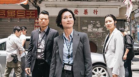Hình ảnh trong phim Cảnh sát thép (phần 2)