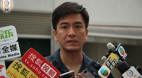 Mã Quốc Minh lần đầu tiên lên tiếng, xin mọi người giơ cao đánh khẽ đối với Huỳnh Tâm Dĩnh