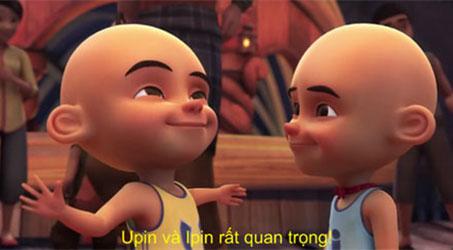 Upin và Ipin – Cặp song sinh huyền thoại tái xuất trên màn ảnh rộng với chuyến phiêu lưu nghẹt thở đến vùng đất hứa