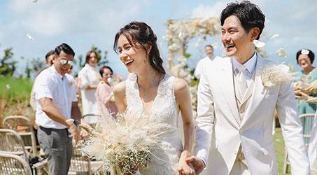 Bộ ảnh cưới của Huỳnh Thúy Như và Tiêu Chính Nam tại đảo Bali