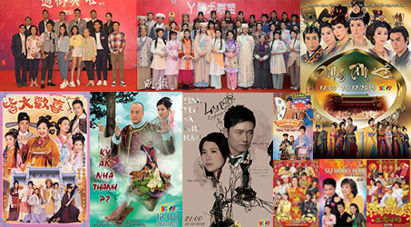 Những bộ phim TVB dự kiến phát sóng trên SCTV9 trong tháng 12/2019